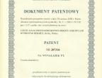 Patent granulat aluminiowy