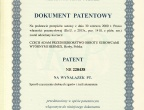 Patent cleaning method